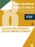 GPTW - Agradecer
