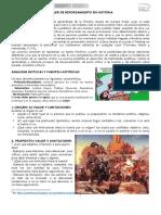 Analizar Noticias y Fuentes Históricas