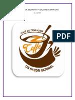 Informe Final Del Proyecto Del Café de Zanahoria1