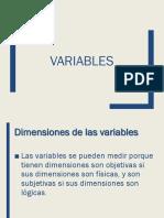 5. Variables