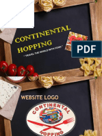 Continental Hopping