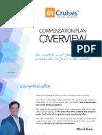 Incruises Compensation Plan Overview Brochure Letter En