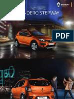 Catalogo Reanult Stepway