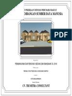 Gambar Rumdin Diklat PUPR Revisi 2019