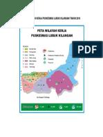 Peta Wilayah Kerja Puskesmas Lubuk Kilangan Tahun 2018