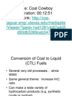 coal technologies