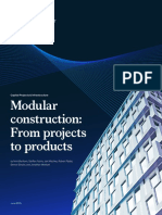 Modular Construction From Projects to Products Full Report NEW