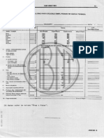 NBR 5858 - Formulário Carga Térmica