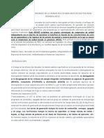 Una Revisión Del Compromiso de La Unidad en Los Mercados de Electricidad Desregulados