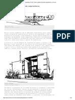 Teoria e prática do projeto arquitetônico