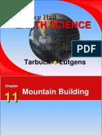 11.Mountain Building