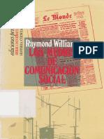 Williams Raymond, Los Medios de Comunicacion Social (1971)