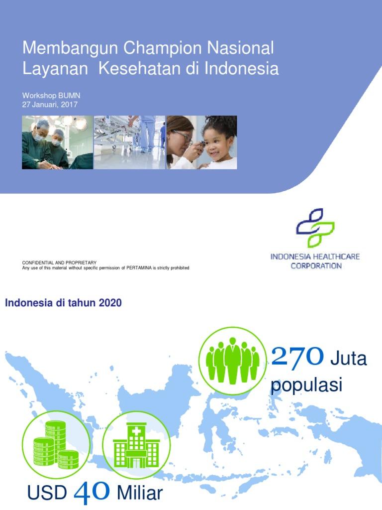 4 Indonesia Healthcare Corporation Pdf