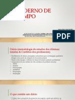 Caderno de CAMPO.pptx