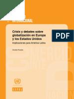 L1 Crisis y Debates Sobre Globalización
