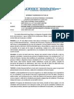 Informe de Las Intervenciones de Aliados