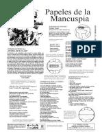 Mancuspia 99 Mayo 2018 [Fuera de Lugar]