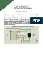Acividad Evaluada de Arquitectura Del Computador.