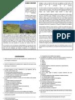Leyenda de La Enemistad Entre Los Cerros Chaparrí y Yanahuanca