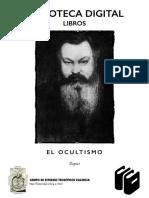 Papus - El Ocultismo.pdf