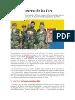 Dosier Secreto de Las Farc - Revista Semana Septiembre 2018