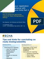 Compliance Pt4 Webinar 05 BiodegradationII En