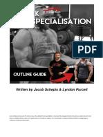 Arm Specialisation Outline2 1