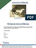 TECNICAS DE LA ESCULTURA GLOBAL APRECIACION.pdf