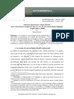 Franco Sicuro - Diritto Dell'Informazione e Obblio