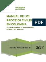 MANUAL DE TODOS LOS PROCESOS CIVILES