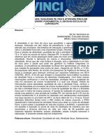 NÍVEL DE OBESIDADE, QUALIDADE DE VIDA E ATIVIDADE FÍSICA EM ESCOLARES DO ENSINO FUNDAMENTAL II, EM DUAS ESCOLAS DE CURITIBA-PR.pdf