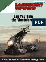 Armageddon Empires - Manual - PC