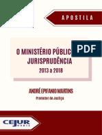 o Mp Na Jurisprudencia