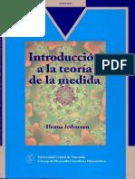 Introduccion a La Teoria de La Medida - Ileana Iribarren