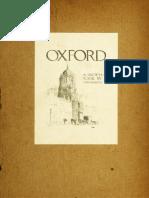 Oxford - A Sketch-Book