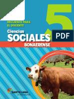 Ciencias Sociales 5 Bona en Movimiento