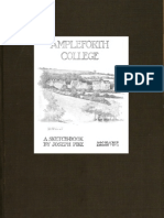 Ampleforth College - A Sketch-Book