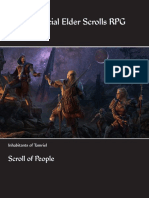 Scroll of people