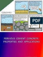 Previous concrete