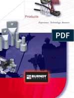 Burndy Aluminum Products