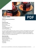 Recipe rosa nera dolcesalato