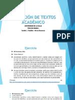 Redacción de Textos Académicos.-1