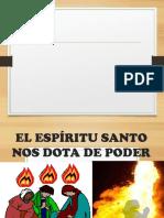 EL  BAUTISMO  DEL  E S