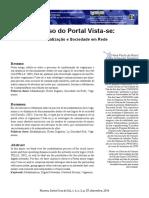 Artigo - Caso Portal VistaSe