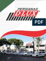 Catalogo Complento de Persianas Dlux Modelos 2019