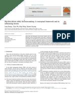 Toma de Decisiones de Seguridad Basada en Big Data Un Marco Conceptual
