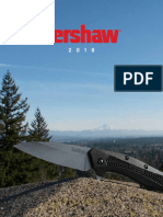2018 Kershaw Knives Catalog