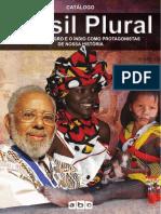 Catalogo Coleção Brasil Plural