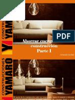 Armando Iachini - Ahorrar Energía en La Construcción, Parte I