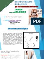 Exam. Neurologico Grupo a-2018